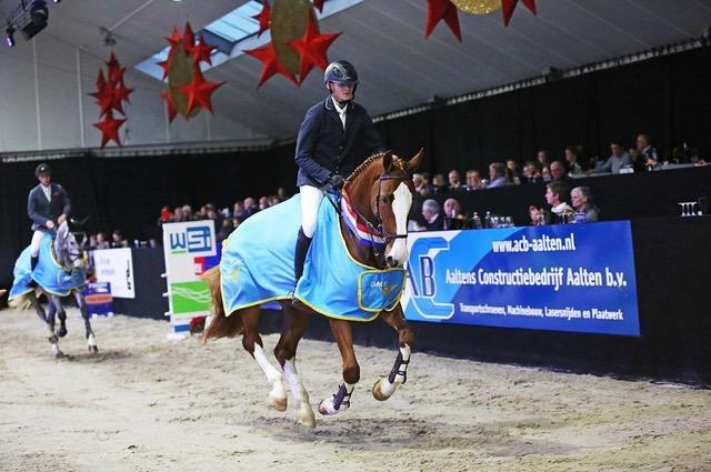 Corona-editie GMB Jongepaardencompetitie aanstaande vrijdag van start!